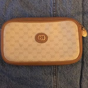Gucci glasses case or little bag